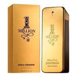 Paco Rabanne One Million 200ml Edt Silk Perfumes Original