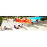 Título Remido Parque Magic City