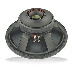 Alto Falante Oversound 15 G 400 - 8 Ohms 400 Watts Rms