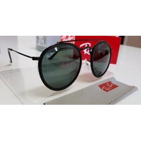 b505bdf632692 Ray Ban 3647 Preto - Óculos no Mercado Livre Brasil