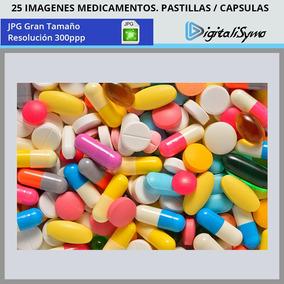 25 Imágenes Medicamentos - Pastillas Capsulas - Alta Calidad