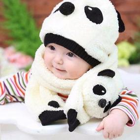 Gorro Oso Panda Para Bebe en Mercado Libre México 007bfca0760
