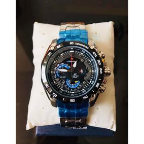 a5b64e376de4 Reloj Casio Edifice Ef 341l Relojes Masculinos - Relojes Pulsera ...