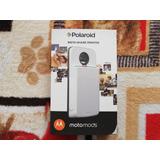 Moto Mods Impresora Insta-share Polaroid Moto Z Sellado