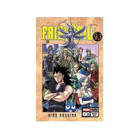 Todobloques Panini Manga Fairy Tail N.13