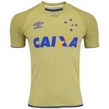 Camiseta Cruzeiro Goleiro Fábio Vermelha  Personalizada 6ab8fa154e5f8