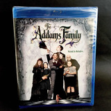 The Addams Family Bluray - Zombiteca