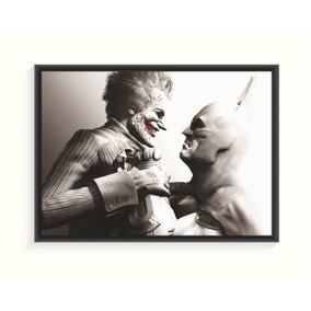 Pôster Batman Vs Joker - Médio 50x40