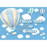 Convites Para Cha De Bebe Com O Nome Gustavo No Mercado Livre Brasil
