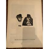 Xilografía Carlos Fossatti / Club De Grabado 159 / 1967