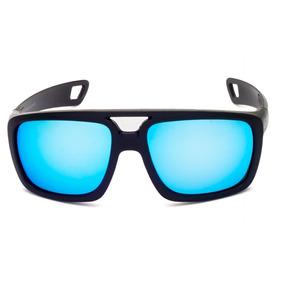 Óculos De Sol Spy 69 Pepper - Preto Brilho Lente Azul. R  285 c609c96786