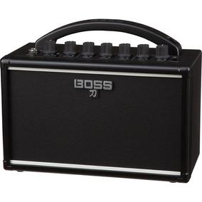 Amplificador De Guitarra Boss Katana Mini Cubo . Envio 24h*