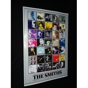 Poster The Smiths Discografia Poster Morrissey The Smiths