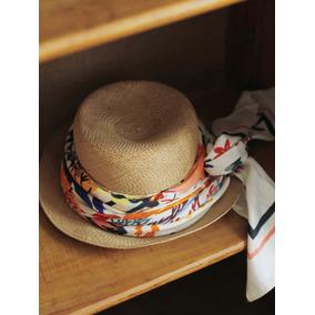 Sombrero Antiguo Rafia - Sombreros Antiguos en Mercado Libre Argentina 439fd0aa78c3