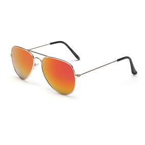 025e5ad5f0a Oculos Cor Ouro De Sol - Óculos no Mercado Livre Brasil