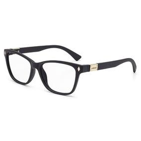 Armação Oculos Grau Colcci Cleo C6096a1454 Preto Fosco 8bacc097df