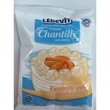 Crema Chantilly Ledevit X 250 Gr