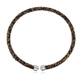 Collar Con Cristales, Ocean Heart Oh17-91