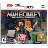 Minecraft: New Nintendo 3ds (3ds)