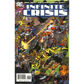 Dc Infinite Crisis - Volume 7
