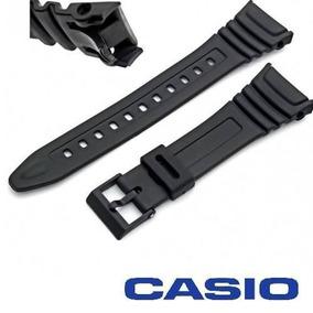 f301a35a61c Pulseira De Relogio Casio Illuminator - Relógios no Mercado Livre Brasil