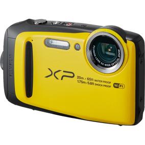 Cámara Fujifilm Finepix Xp120 Amarilla