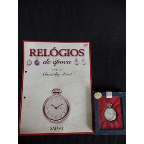 Coleção Relógios De Época - Número 37 - Carnaby Str - Salvat