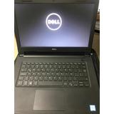 Portátil Dell Core I3 7th. Ram 4gb. Con Windows 10