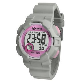 79a001b3fc1 Relógio Esporte Xgames Xmppd 132 - Relógios no Mercado Livre Brasil