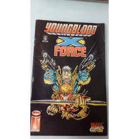 Youngblood & X-force - Especial - Ed. Abril