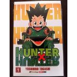 Hunter X Hunter Latino Panini Manga Tomos 1 Al 10