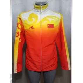 Chamarra adidas Original Beijin China Juegos Olimpicos Origi 76e2b99e9580f