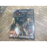 Resident Evil Zero Para Game Cube Usado Funciona Bien