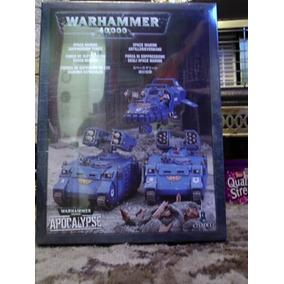 Warhammer 40k Fuerza De Supresión De Los Space Marines