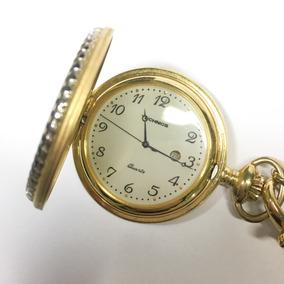32addfcac27 Relogio De Bolso Technos Banhado - Relógios no Mercado Livre Brasil