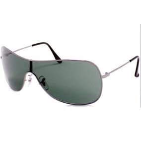 c85030a61 Óculos De Sol Ray Ban Rb3211 Prata G15 Mascara Original