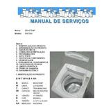 Manual De Serviço Lavadora Brastemp Tira Manchas Bwt09a Pdf