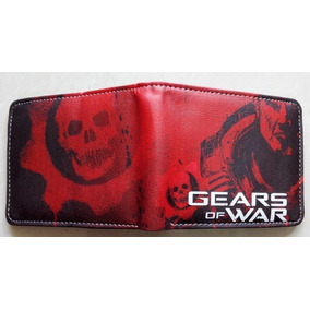 Billetera Cartera Gears Of War Marcus Fenix Xbox Microsoft