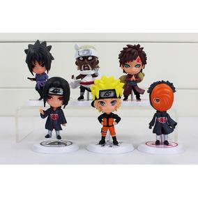 Kit Naruto - Coleção Mini 6 Personagens