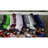 3 Calcetas Asics, Nike / Under Armour / Mizuno, Super Heroes