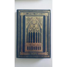 A Divina Comédia Dante Alighieri Gustave Doré Capadura
