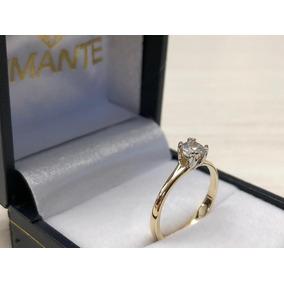 52cb3a9e71cc Joyas Anillo De Compromiso 30 Puntos Diamante - Anillos Oro en ...