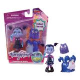 Muñecos Disney Vampirina Muñeca Orig Tapimovil Mundo Manias
