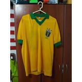 Camiseta De Brasil Futbol