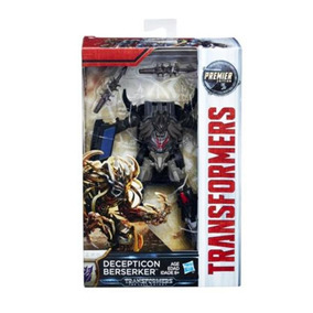 Transformers Decepticon Berserker Premier C1322 - Hasbro