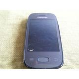 Celular Samsung Gt-s5310l Para Reparar.. Lcd Dañada Deshuese