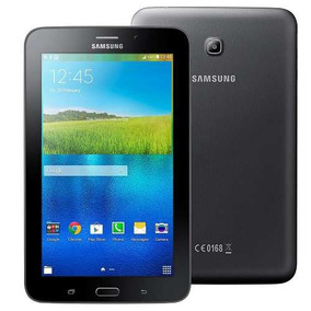 Samsung Galaxy Tab 3 Sm T2116 Tablet Preto 8gb C/ Wi-fi E 3g