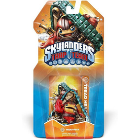 Boneco Skylanders Trap Team Toy Tread Head Activision