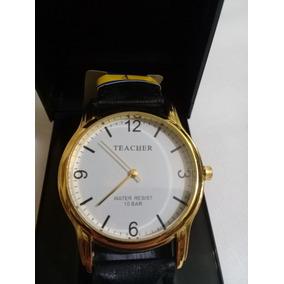 07220f2dfae Relogio Teacher - Relógios De Pulso no Mercado Livre Brasil