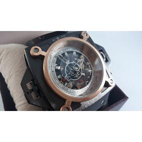 Relógio Automático Hublot Neo Antikythera Astros Mp08 Barato